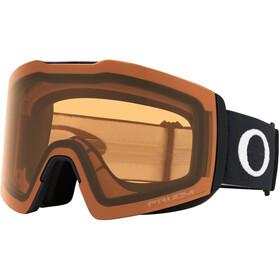 Oakley Fall Line XL Snow Goggles Herre matte black/prizm persimmon